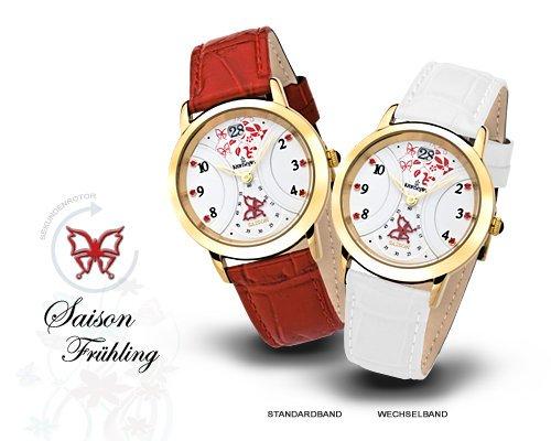 Looking for Kronsegler Saison Rubin Ladies Watch Spring ...