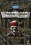 Pack: Piratas Del Caribe 1-4 + Bonus...