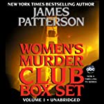 Women's Murder Club Box Set, Volume 1 (       UNABRIDGED) by James Patterson Narrated by Suzanne Toren, Melissa Leo, Jeremy Piven, Carolyn McCormick