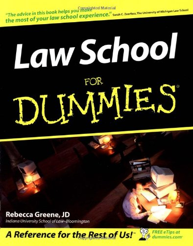 Law School For Dummies