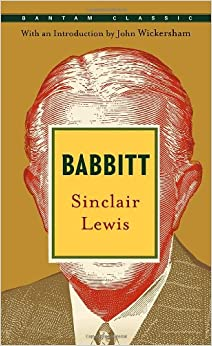 A book report on the novel by lewis sinclair babbitt