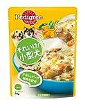 ペディグリー それいけ!小型犬パウチ チキン&ビーフ緑黄色野菜スープ 70g × 12個入り(PK72)
