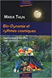 Bio-dynamique etrythmes cosmiques : Indications rsultant de la recherche sur les constellations
