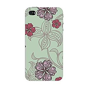 Garmor Designer Plastic Back Cover For Apple iPhone 4s