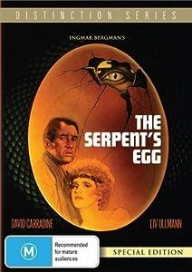 Resultado de imagen de el huevo de la serpiente film