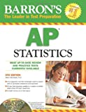 img - for Barron's AP Statistics with CD-ROM (Barron's: the Leader in Test Preparation) book / textbook / text book