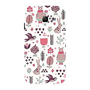 Garmor Designer Plastic Back Cover For Samsung Galaxy Star Pro S7260 / S7262