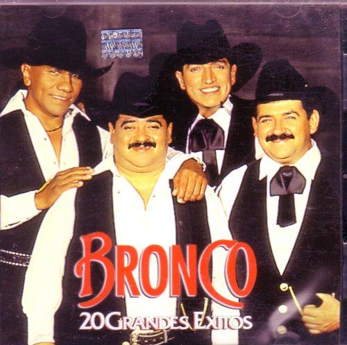 Bronco - Bronco - 20 Grandes Exitos - Zortam Music