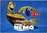 Disney Pixar Finding Nemo Lithograph Set