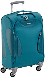 Samsonite Panayio 4 Wheel Suitcase 55/20 Green