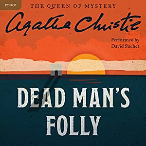 Dead Man's Folly Audiobook