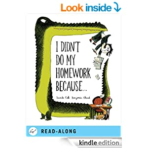 20 reasons i didn't do my homework
