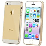 iPhone 5s Case, iPhone 5 Case, GearDawn [Premium Polycarbonate] Crystal-Clear Ultra-Slim Protective Light-Weight Transparent Case With Anti-Scratch Coating, ECO-Friendly Packaging for iPhone 5/5S/5G