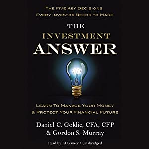 The Investment Answer Audiobook