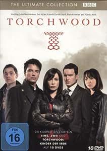 Torchwood - Boxset Staffel 1 + 2 + Kinder der Erde [10 DVDs]