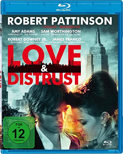 Love & Distrust [Blu-ray]