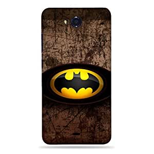 Micromax Canvas play Q355 printed back cover (3D)RK-AD014