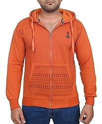 Ico Blue Stor Mens Cotton Sweatshirt (Medium)