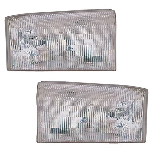 Ford Replacement Headlight Assembly - 1-Pair (Ford Headlight Assembly compare prices)