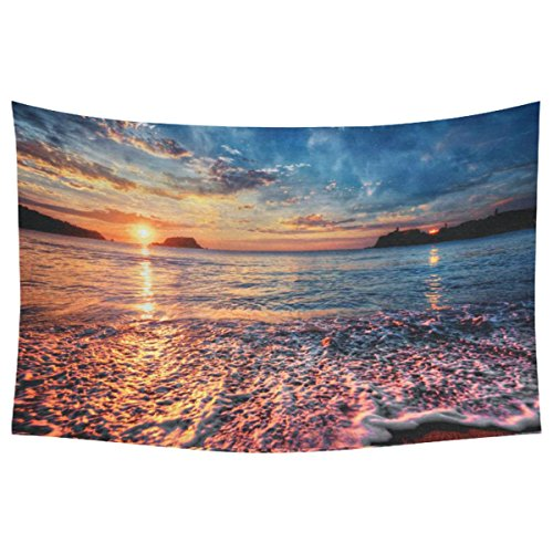 51ccB9jzJ5L The Best Beach Themed Tapestries You Can Buy