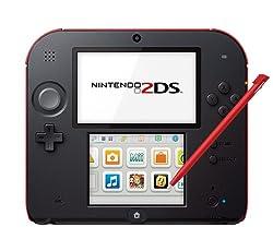 2DS 北米版本体(赤)