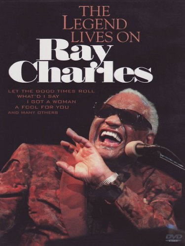 Ray Charles - The Legend Lives on (NTSC), DVD