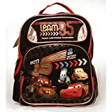 Disney Cars 2 WGP Kids Backpack Bag Tote with BONUS Pencil Case Set