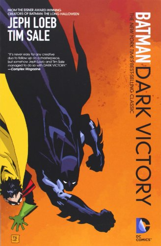 Batman: Dark Victory ( edition) at Gotham City Store