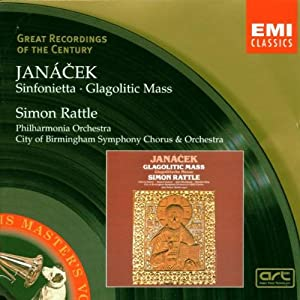 Janácek: Choral and Orchestral Works