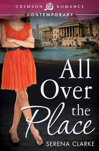All Over the Place (Crimson Romance)