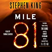 Mile 81 | [Stephen King]