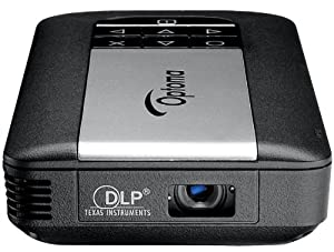 Optoma PK120 DLP, 18 Lumen Pico Projector