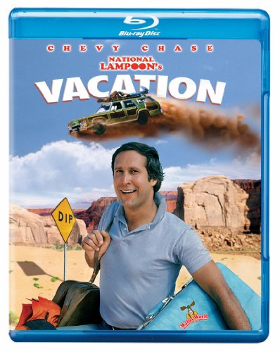 Cover art for  National Lampoon's Vacation [Blu-ray]
