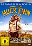 DVD Cover 'Die Abenteuer des Huck Finn