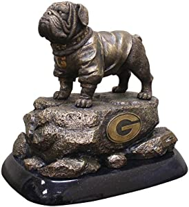 NCAA Georgia Bulldogs Desktop Statue by Wild Sales