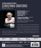 Bach: Christmas Oratorio [Blu-ray]