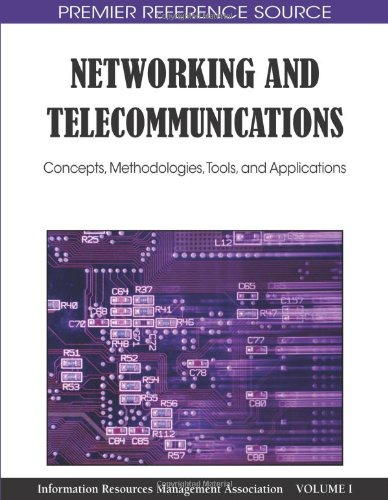 Networking And Telecommunications: Concepts, Methodologies, Tools And Applications (3 Vol)