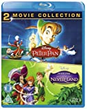 Peter Pan 1 & 2 [Blu-ray]