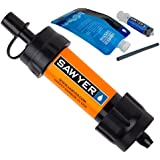 SAWYER ソーヤー ミニ 携帯用浄水器 災害時、緊急時に安全な水を確保できます[並行輸入品]