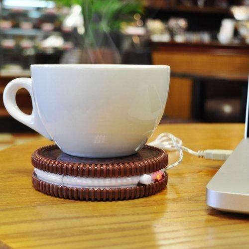 Usb Powered Electric Plug In Cookie Mug Warmer