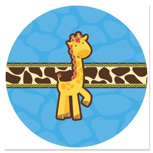 Baby Shower Giraffe Invitations front-1058251