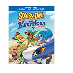 Scooby-Doo: Mask of the Blue Falcon [Blu-ray]