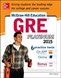 img - for McGraw-Hill Education GRE Premium, 2015 Edition book / textbook / text book