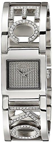 Reloj Silver braccialato Marc eckò e14507l1Mujer Classic Moda
