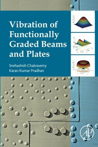 Vibration of Functionally Graded Beams and Plates PDF
