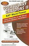 img - for Vocabulary Cartoons II: SAT Word Power 2 Rev Upd by Burchers, Sam, Burchers, Bryan E. (2007) Paperback book / textbook / text book