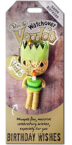 Watchover Voodoo Birthday Wishes Novelty