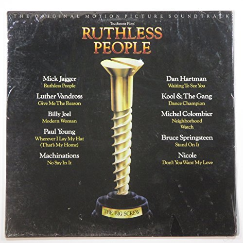 Dan Hartman - Ruthless People - Soundtrack - Zortam Music