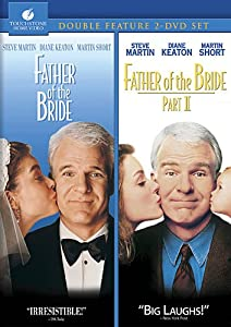 Father of the Bride 1 & 2 from Touchstone Home Entertainment