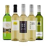 白ワイン5本セット スペイン オーストラリア ワイン マカベオ 飲み比べ 750mlx5本